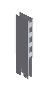 Stijlverlenging 80x30