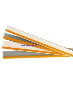 Plakprijsrail B1250 mm